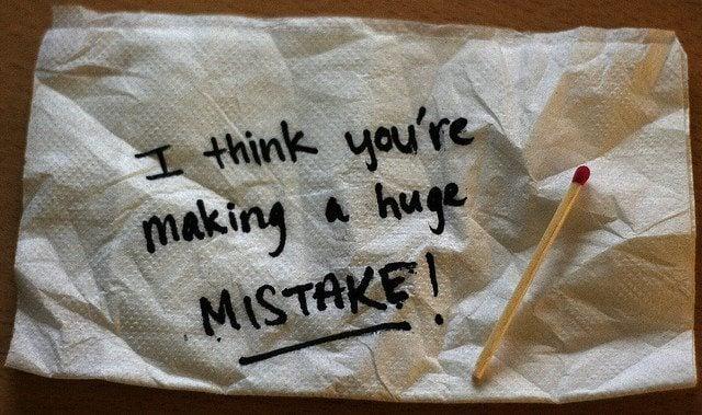 Optimisation référencement : 7 erreurs SEO fréquentes et facilement évitables