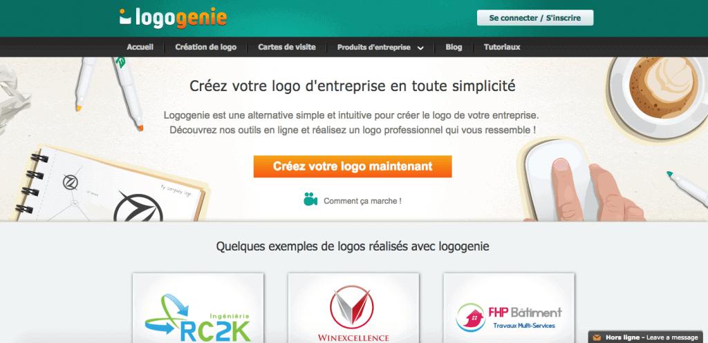 creer un logo.com