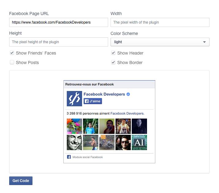 Plus de fans Facebook : utilisez des plugins sociaux