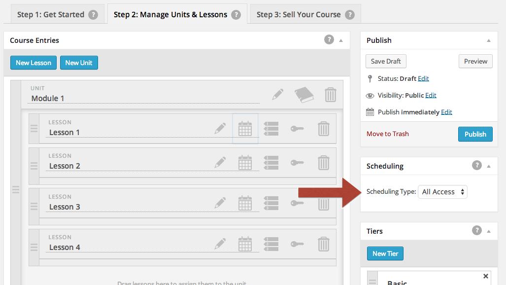 La vente de cours et tutoriels en ligne
