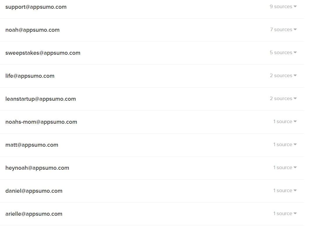 Email Hunter: trouvez les adresses mail liées à un domaine