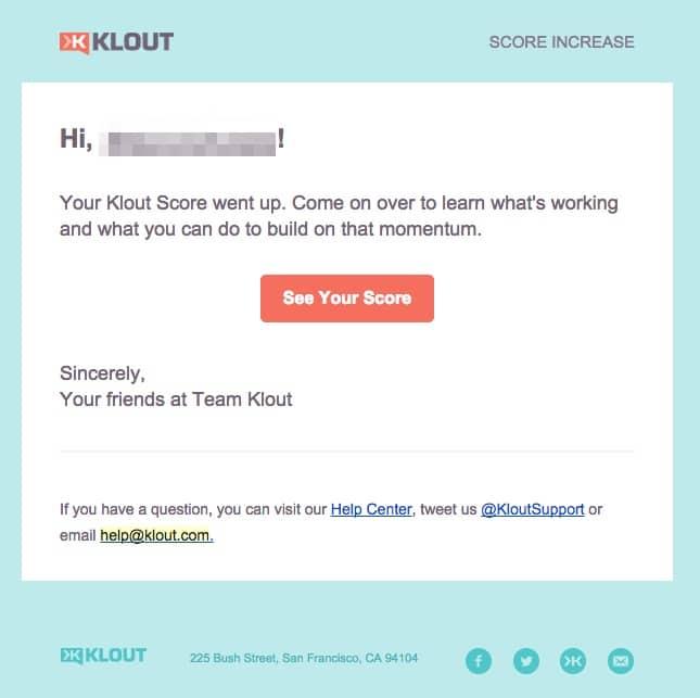 Envoyez des emails « récapitulatifs » chaque semaine