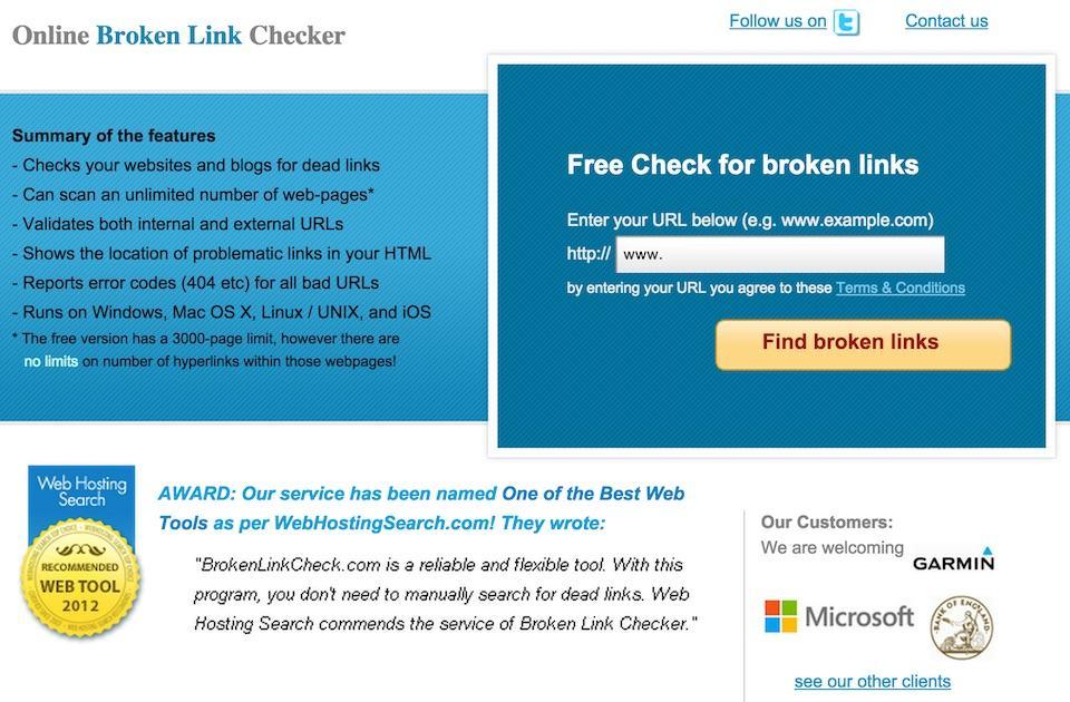 Identifiez les liens cassés sur votre site WordPress