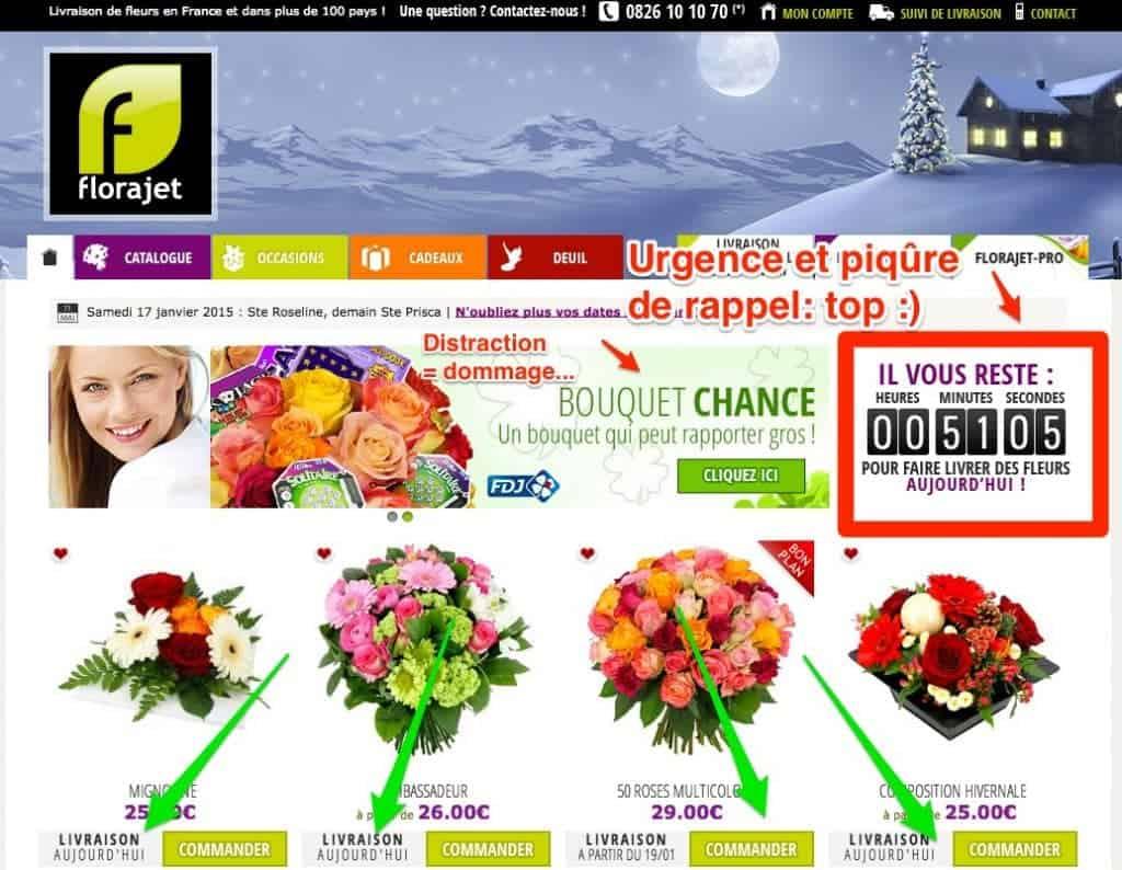 Mettez en place des landing pages très spécifiques pour vos visiteurs issus du search engine advertising
