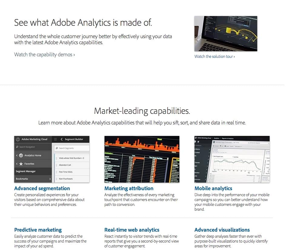 Adobe SiteCatalyst