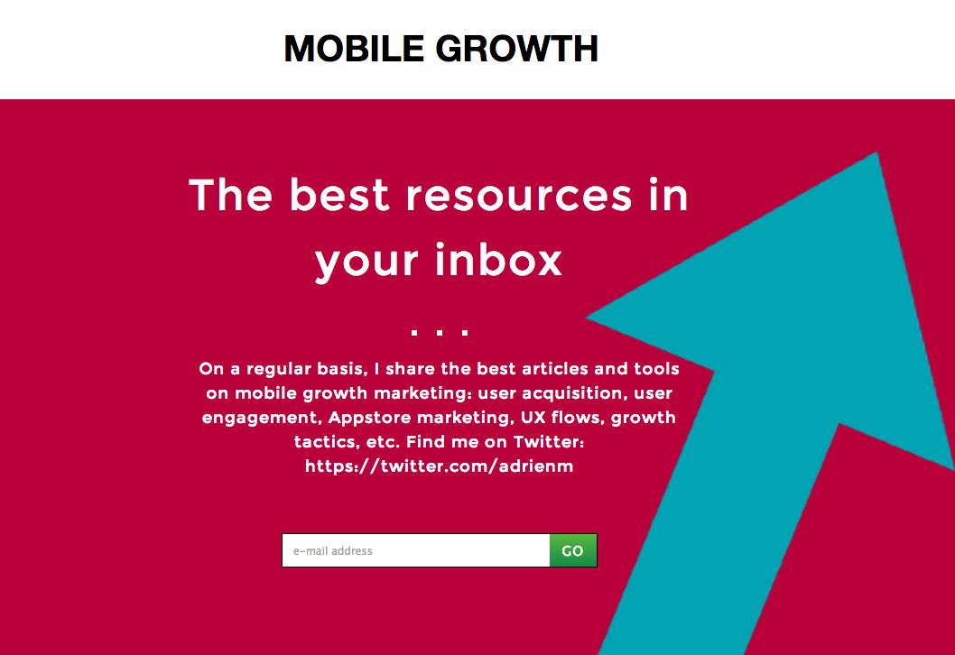Créez des landing pages pour ces nouveaux visiteurs de SlideShare
