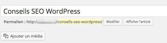 Nommez correctement vos URL afin d'optimiser votre référencement