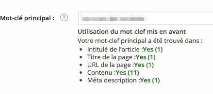 Utilisez le plugin SEO By Yoast pour vérifier l'optimisation de vos articles