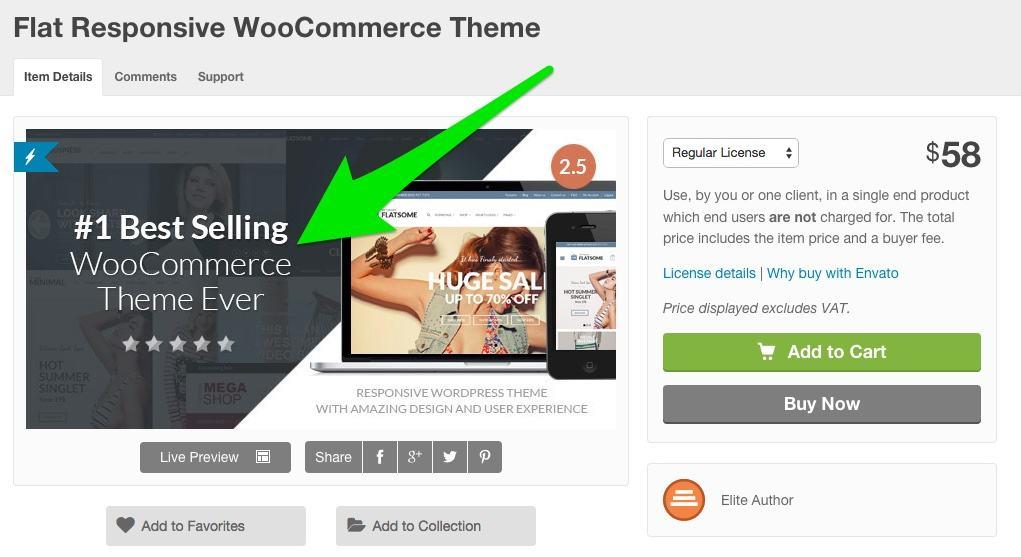 Vérifier que votre thème actuel (ou souhaité) est compatible avec WooCommerce