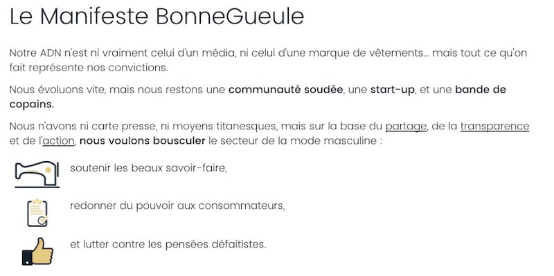 Good Gueule or how to develop a successful business from a blog and a community